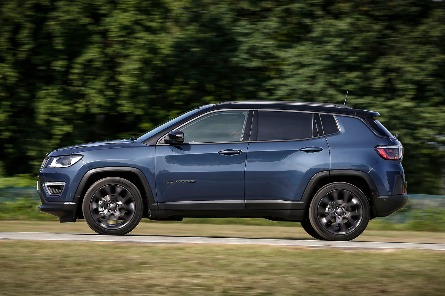 jeep compass night eagle 2020 zijkant