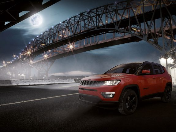 Afbeelding van Jeep Compass Night Eagle