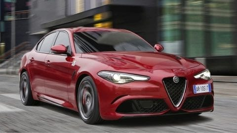 Afbeelding voor Alfa Romeo Stelvio Quadrifoglio vanafprijs bekend