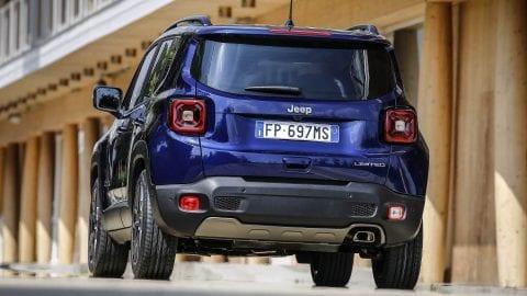 Afbeelding voor Jeep Renegade 2019 met nieuwe motoren