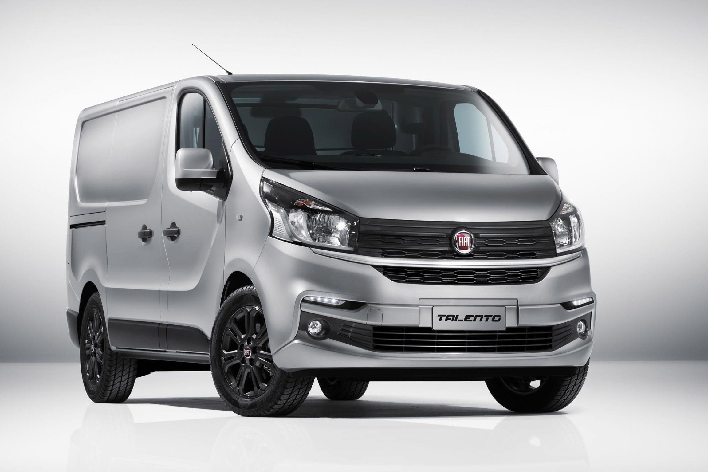 Fiat Talento voorraadvoordeel