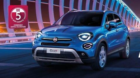 Afbeelding voor Fiat, Alfa Romeo & Jeep nu 5 jaar garantie