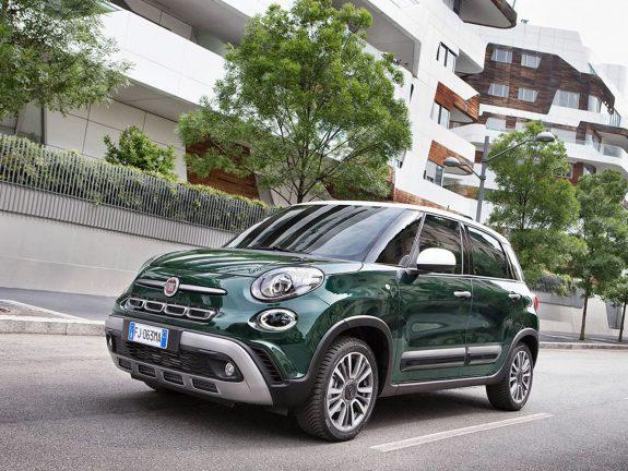 Afbeelding van Fiat 500L Mirror