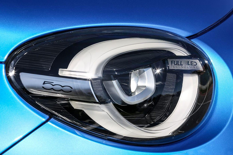 Fiat 500X koplamp