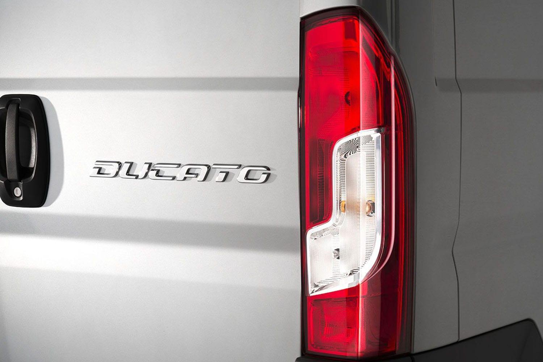 Fiat Ducato exterieur