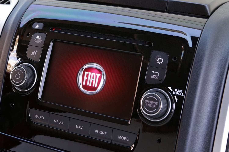 Fiat Ducato interieur