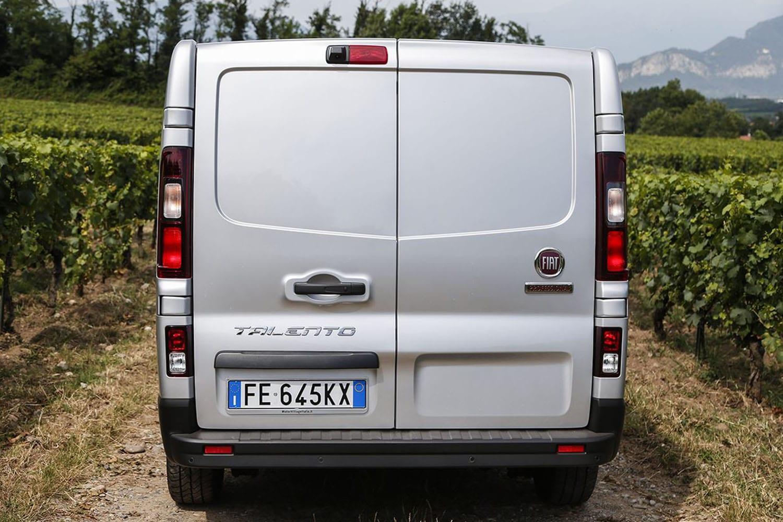 Fiat Talento exterieur