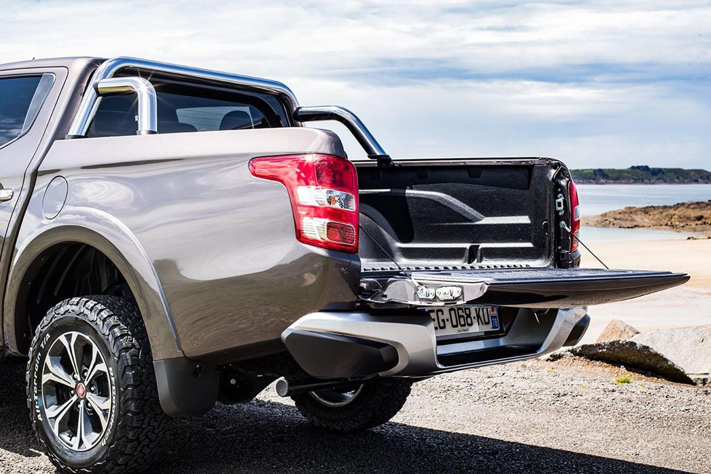 Fiat Fullback achterkant