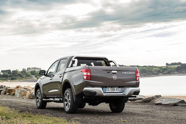 Fiat Fullback exterieur