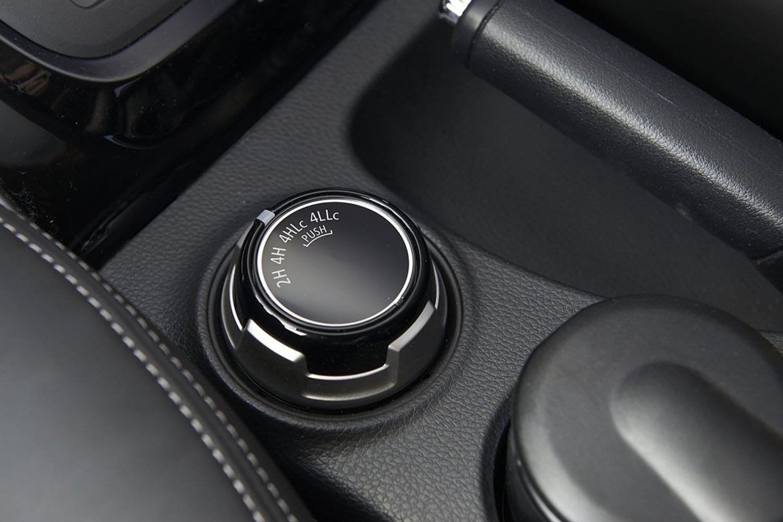 Fiat Fullback interieur