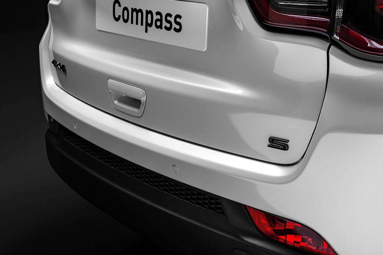 Jeep Compass achterkant