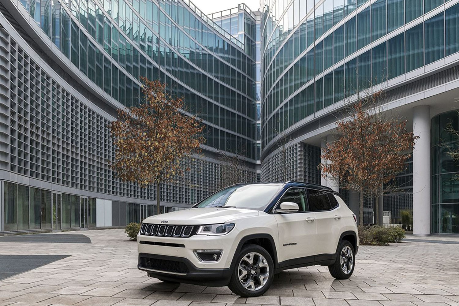 Jeep Compass exterieur