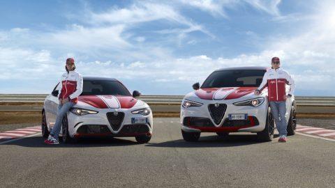 Afbeelding voor Alfa Romeo op Autosalon van Genève