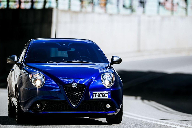 Alfa Romeo Mito voorkant