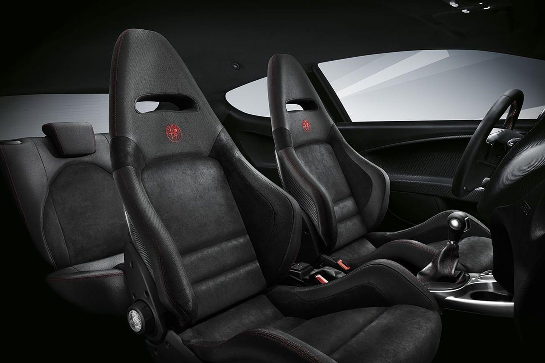 Alfa Romeo Mito interieur