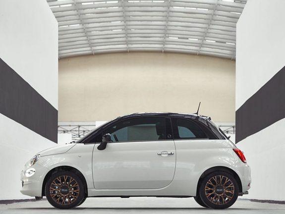 Afbeelding van Fiat 500 120th special edition