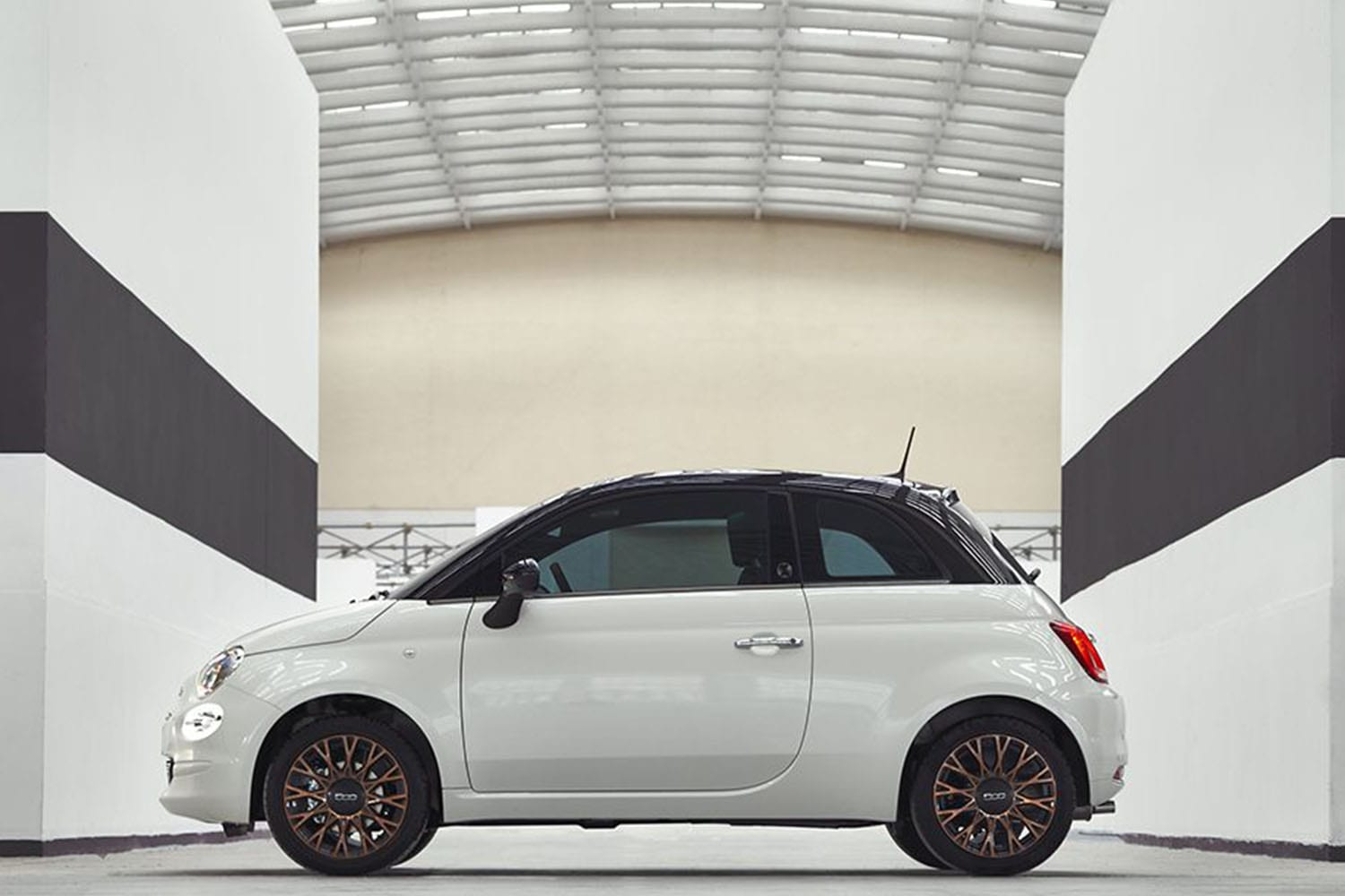 Fiat 500 120th special edition