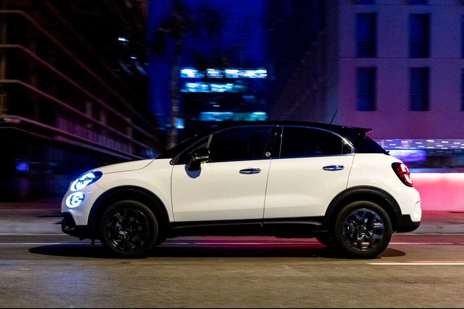 Fiat 500X 120th special edition