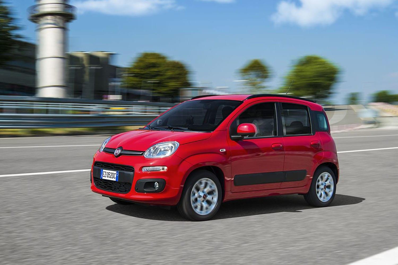 Fiat Panda zijkant