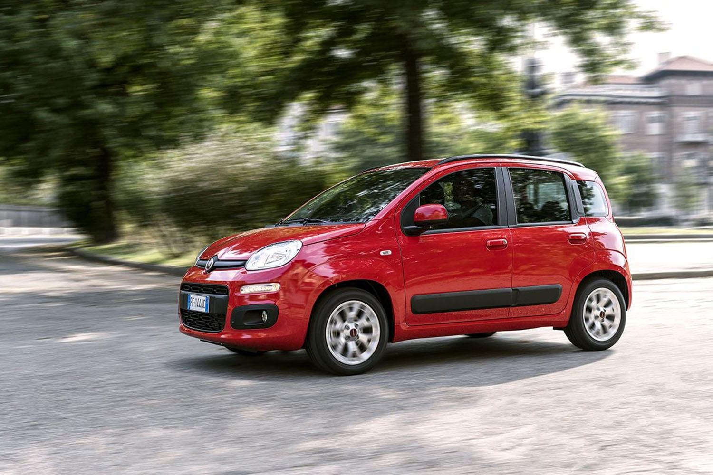 Fiat Panda exterieur