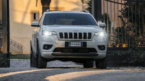Afbeelding voor Nieuwe Jeep Cherokee 2019 specs & beelden bekend