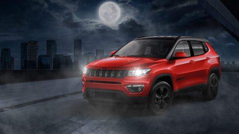 Afbeelding voor Nieuw: Jeep Compass Night Eagle