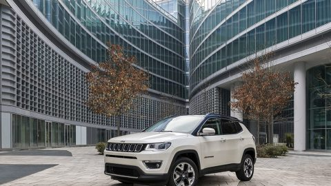 Afbeelding voor Prijzen nieuwe Jeep Compass bekend