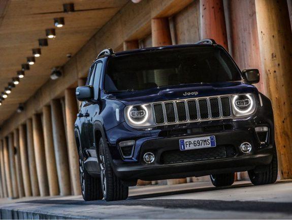 Afbeelding van Jeep Renegade Freedom