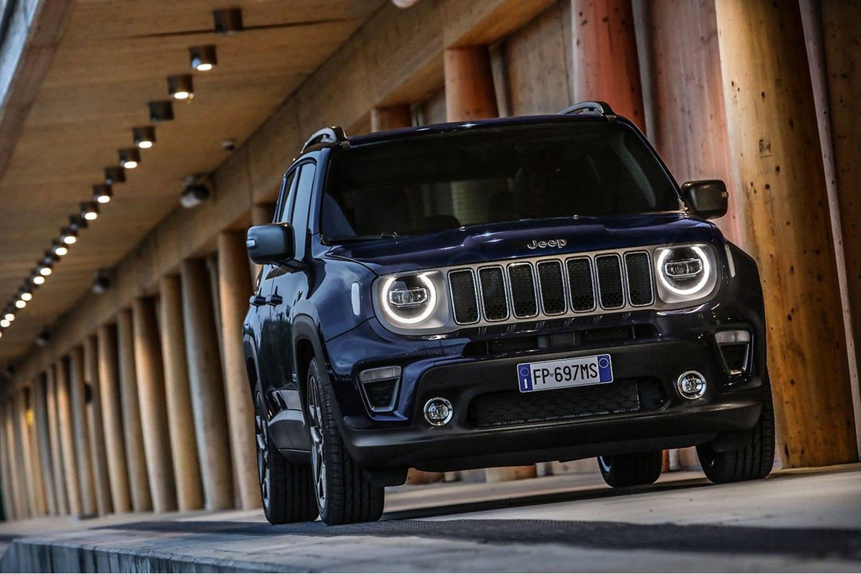 jeep renegade 2019 voorkant
