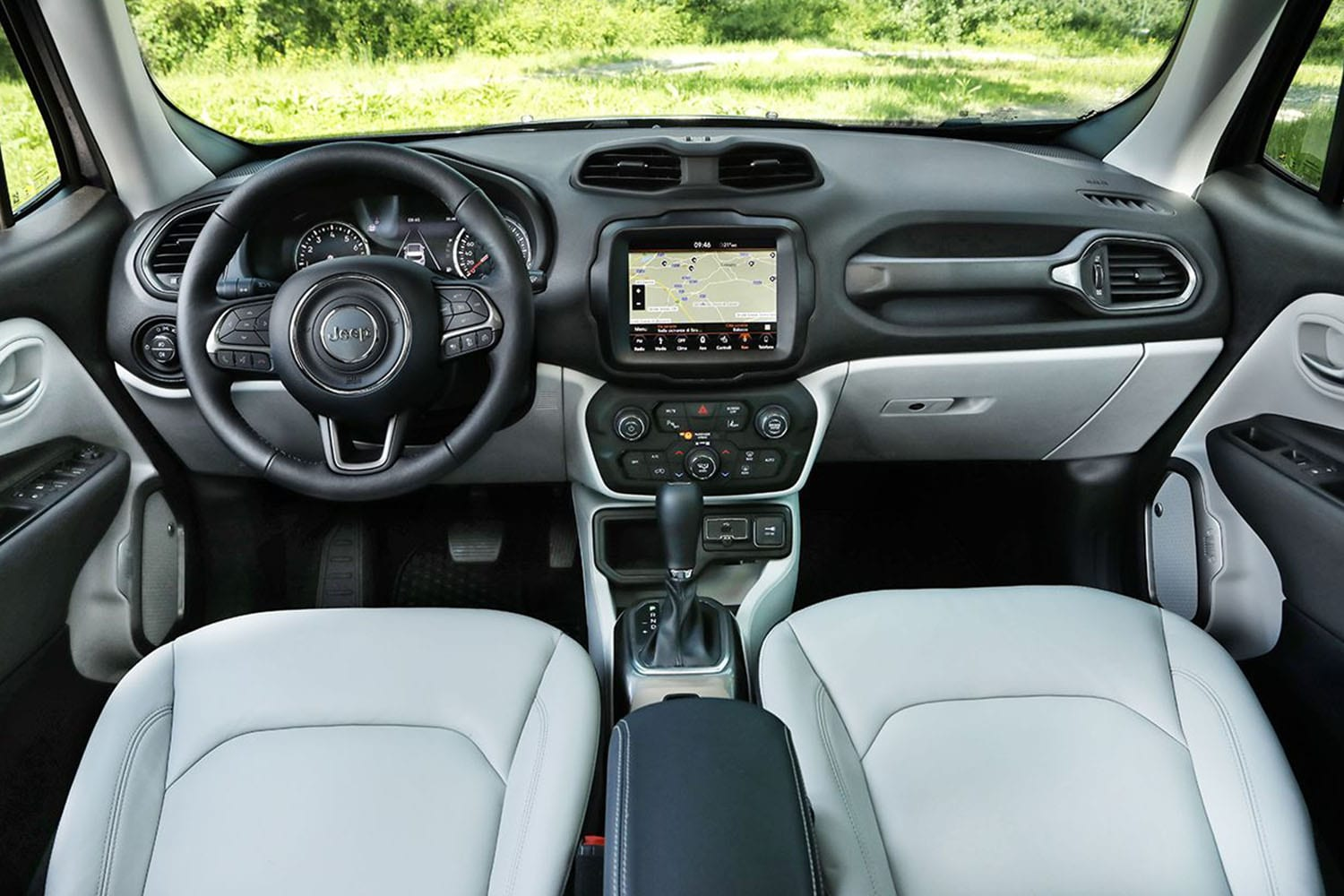 jeep renegade 2019 interieur