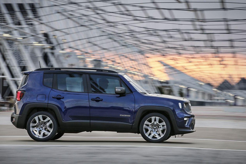 jeep renegade 2019 zijkant
