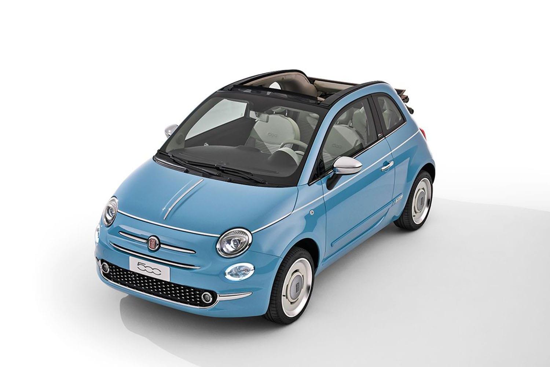 Fiat Spiaggina bovenaanzicht