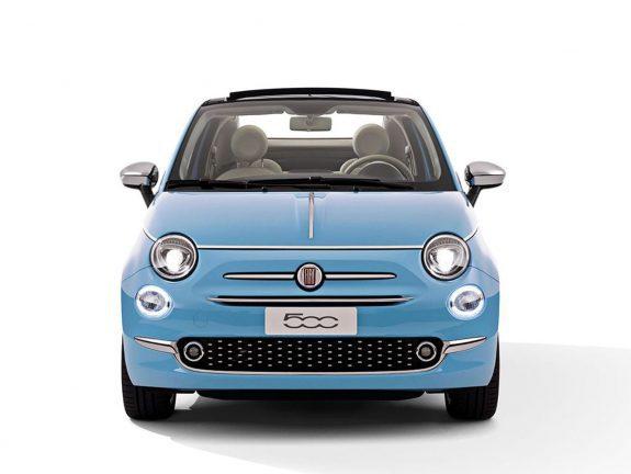 Afbeelding van Fiat 500 Spiaggina