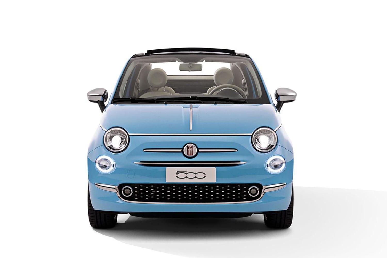 Fiat Spiaggina voorkant