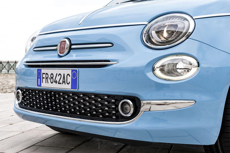 Fiat Spiaginna voorkant