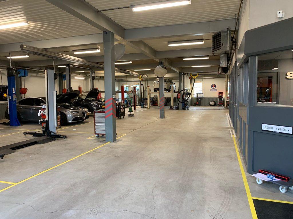 garage voor APK keuring APK keuring en onderhoud