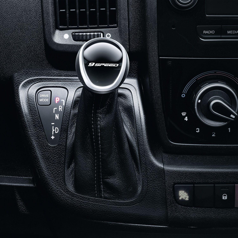 Fiat Ducato 9-traps automaat